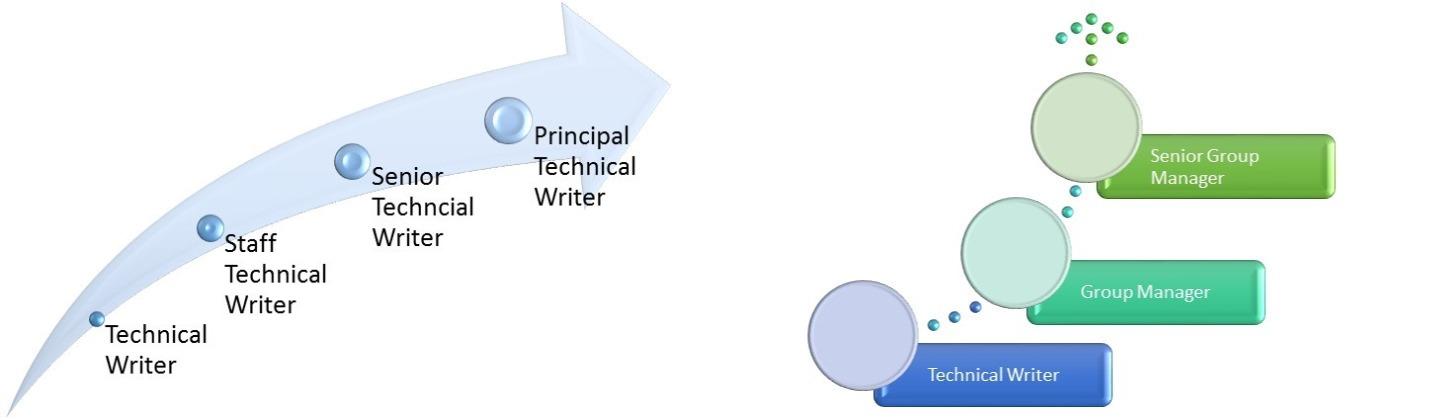 Technical writing career